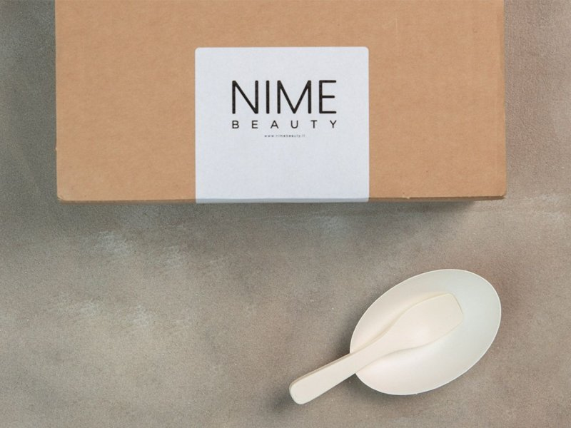 NIME BeautyMaschera Viso Fai da Te Antiossidante + Gel Aloe Idratante