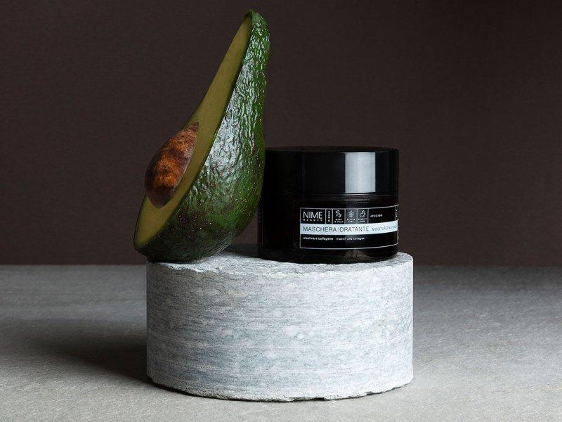 NIME BeautyMaschera Idratante elastina e collagene