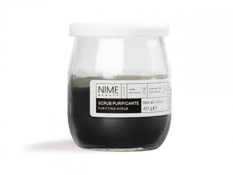 NIME BeautyScrub Viso in Polvere Purificante