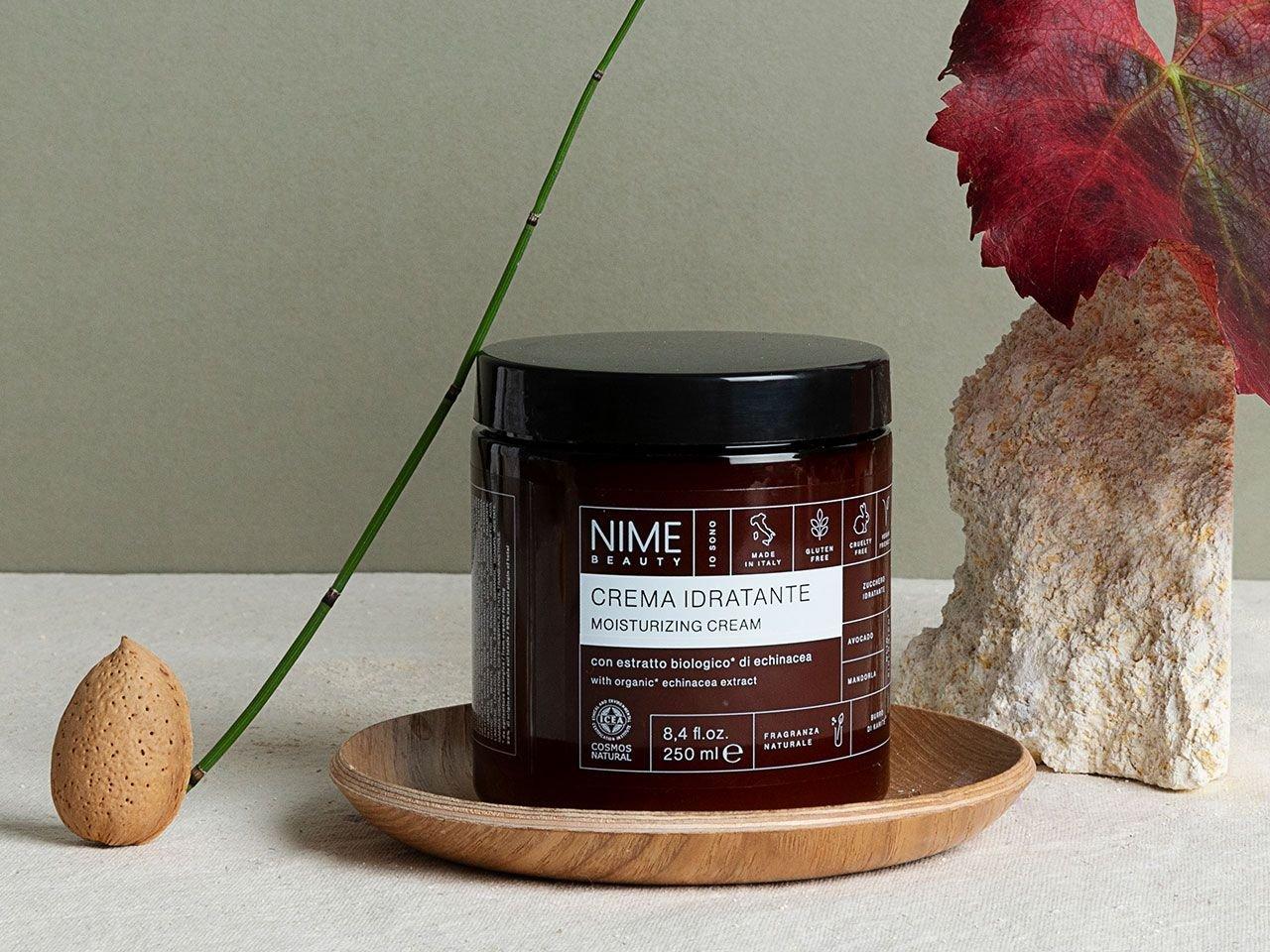 Crema Idratante con estratto biologico di echinacea - v4