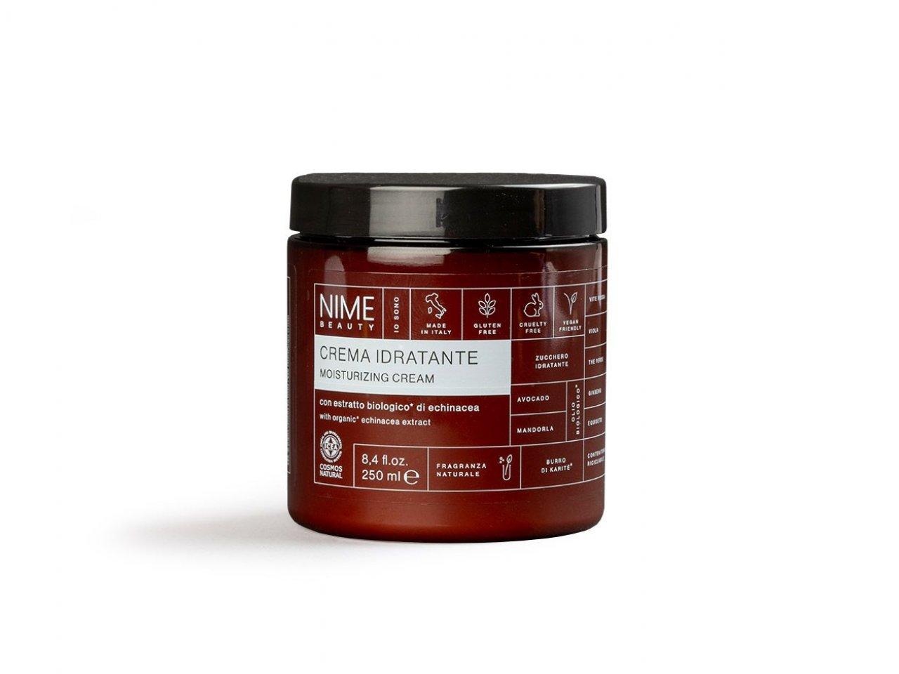 Crema Idratante con estratto biologico di echinacea - v2