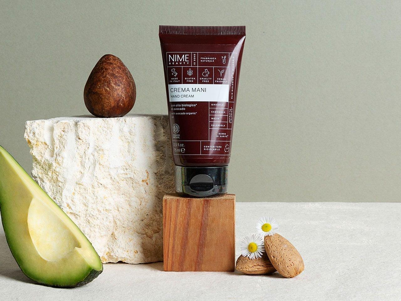 Crema Mani con olio biologico di avocado - v1