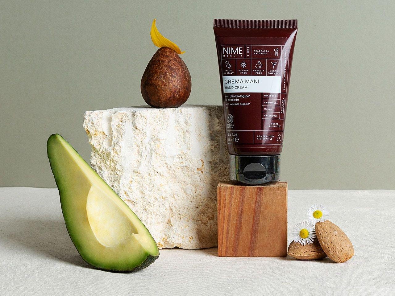 Crema Mani con olio biologico di avocado - v4