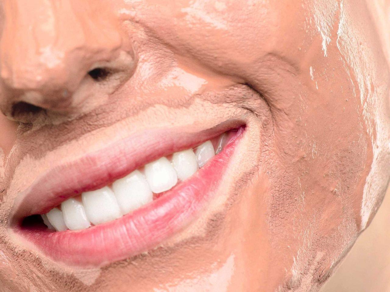 Maschera Viso Fai da Te Antiossidante + Gel Aloe Idratante - v10
