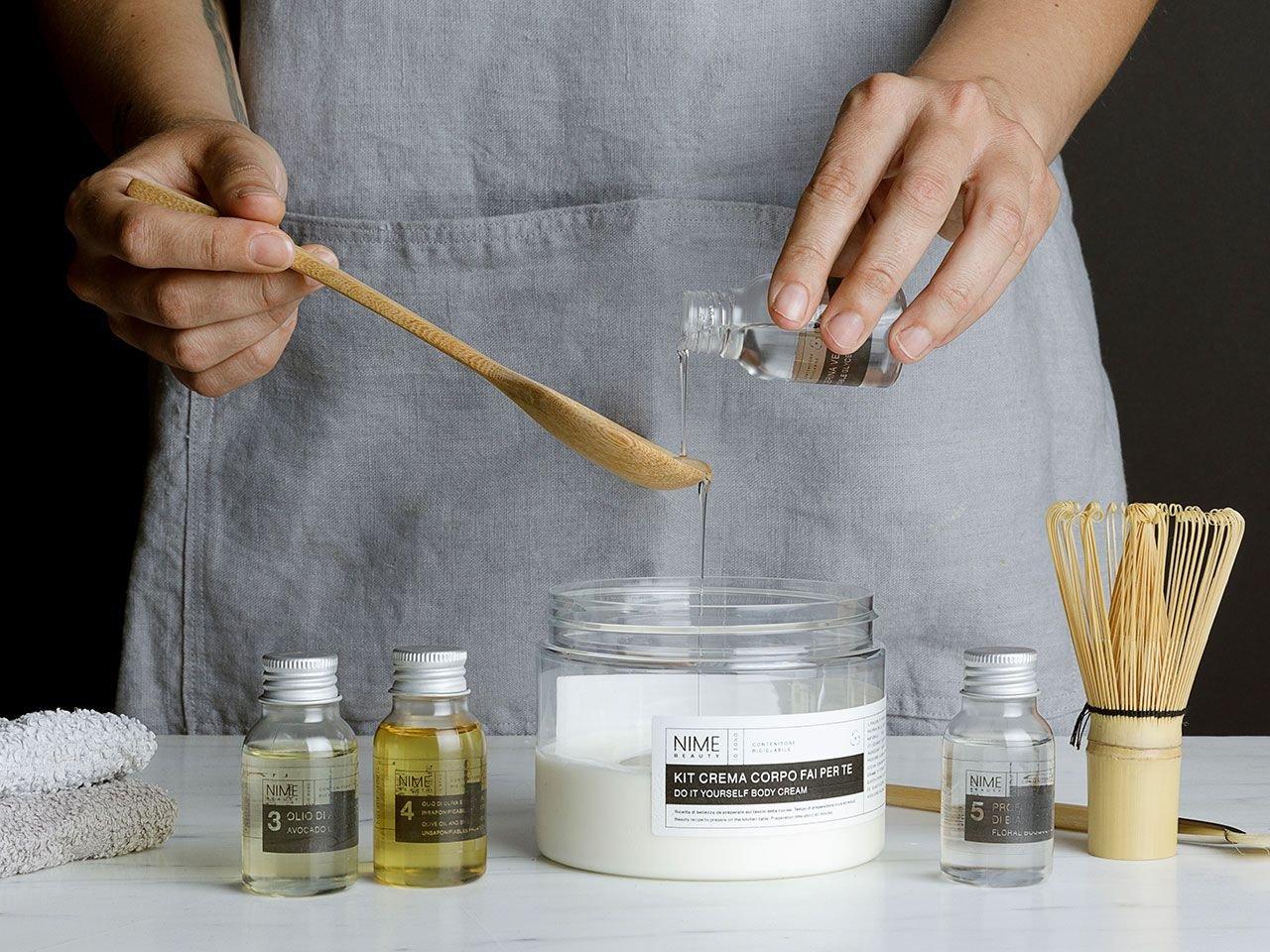 Kit Crema corpo fai per te - v3