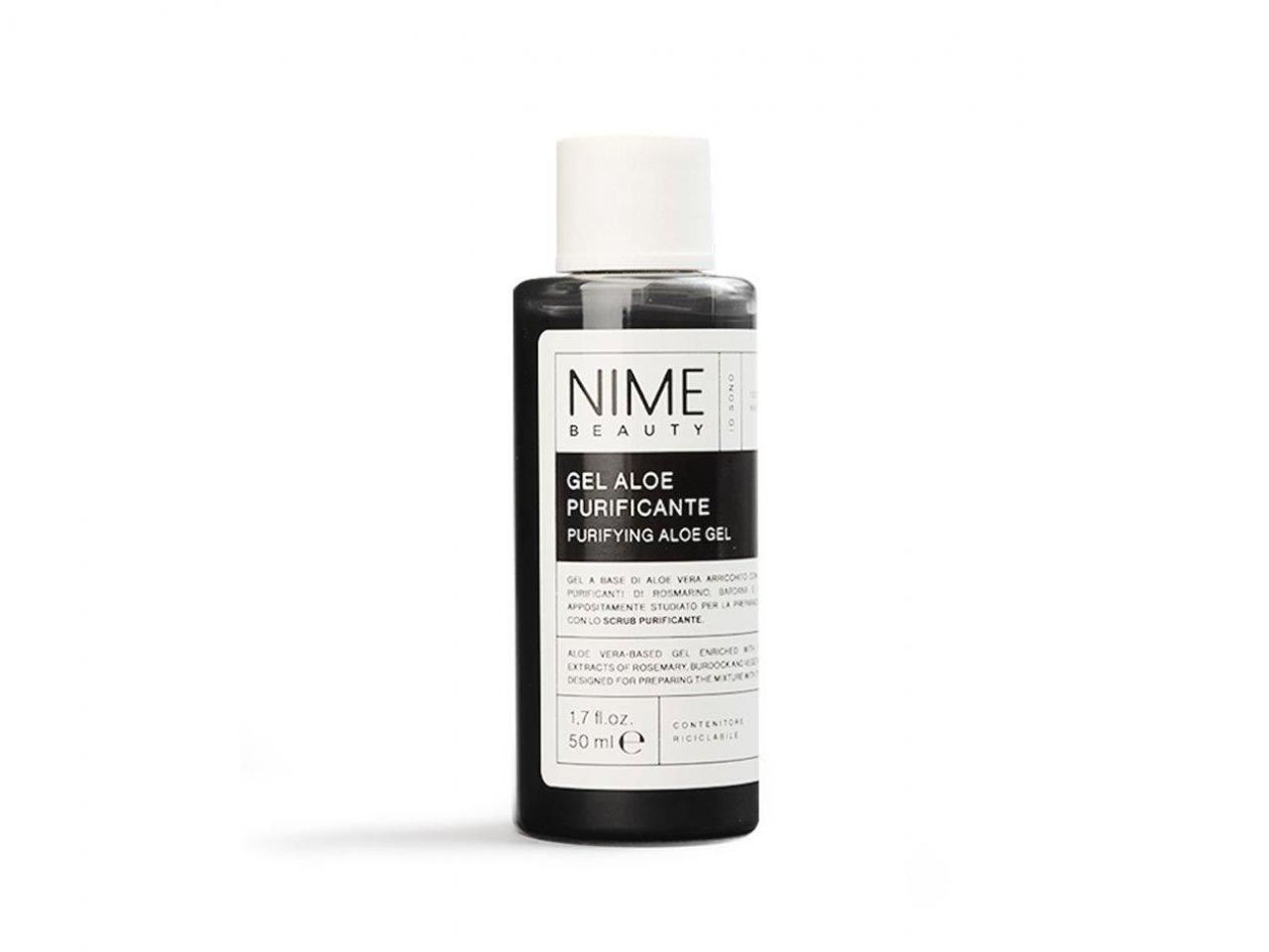 Maschera Viso Fai da Te Antiossidante + Gel Aloe Purificante - v3