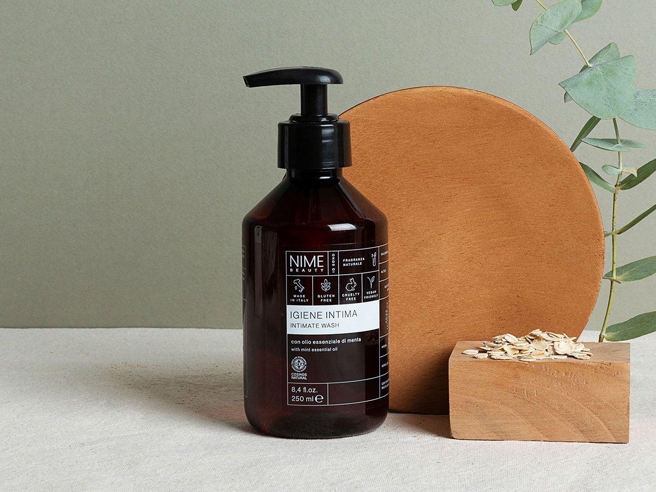 Igiene Intima con olio essenziale di menta - v1