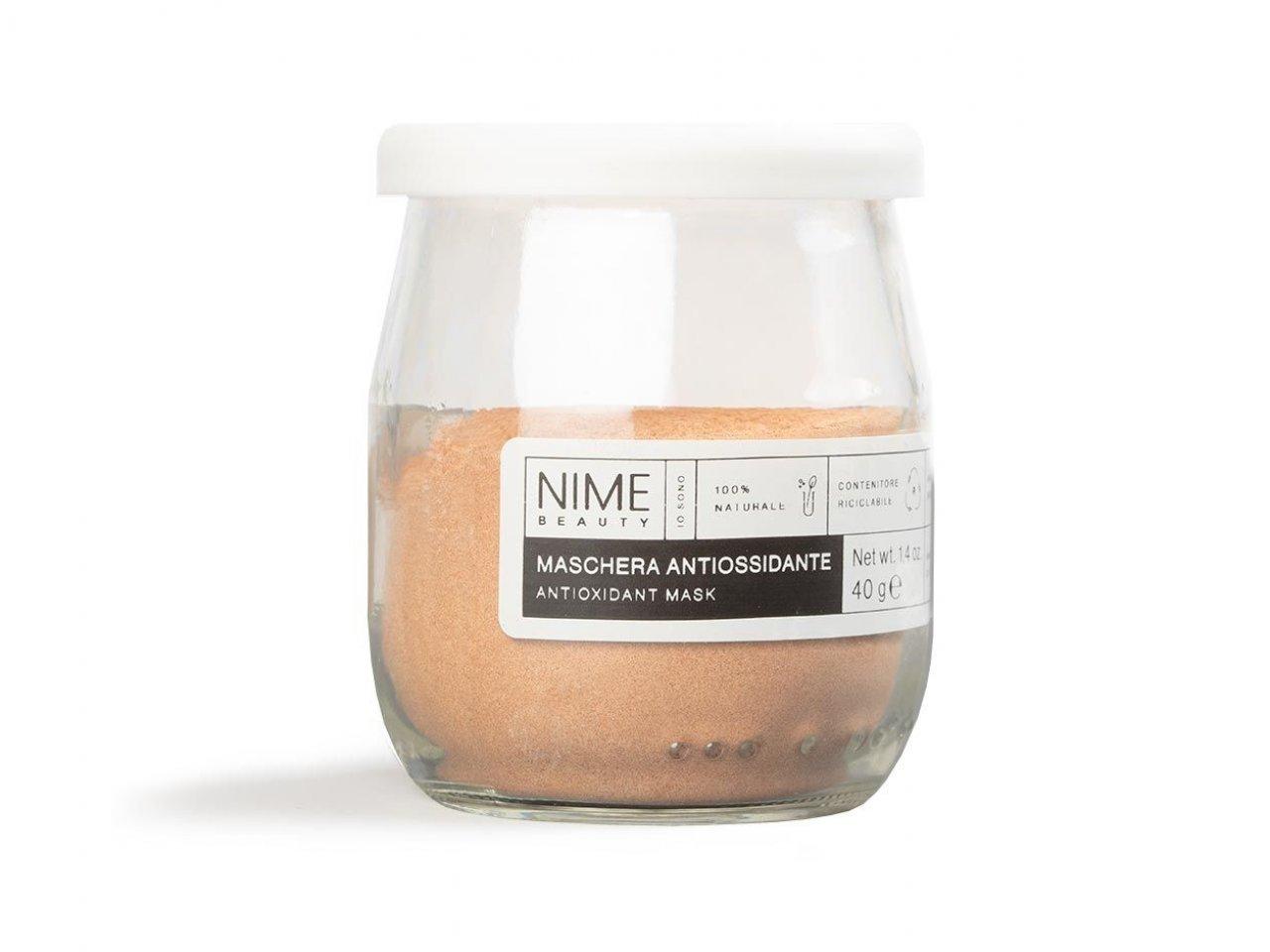 Maschera Viso Fai da Te Antiossidante+Gel Aloe Rimineralizzante - v2